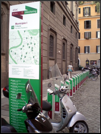 Immagine.Bike Sharing Roma.3