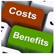 Immagine.Costs Benefits